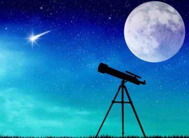 ТЕСТ: Астрономия и космос